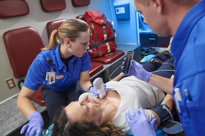 vscan air ambulance